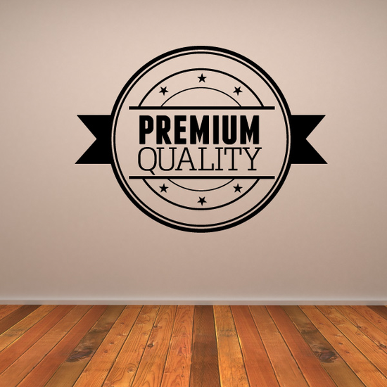 Premium Quality Wall Decal - Vinyl Decal - Car Decal - Id039