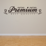 Premium Best Quality  Wall Decal - Vinyl Decal - Car Decal - Id055