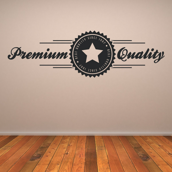 Premium Quality Wall Decal - Vinyl Decal - Car Decal - Id068