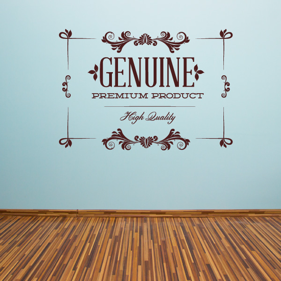 Genuine Premium Product High Quality Wall Decal - Vinyl Decal - Car Decal - Id080