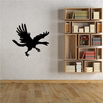 Flying Roc Bird Decal
