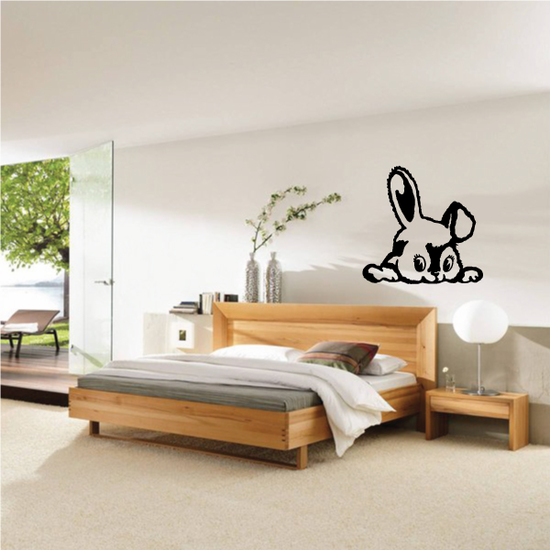 Adorable Rabbit Decal