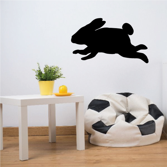 Leaping Rabbit Decal