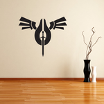 Army Winged Sword Decal