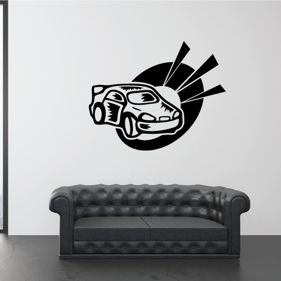 Rally Racer Alert Decal