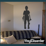 Decayed Zombie Decal