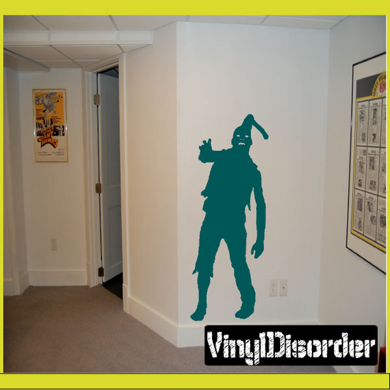 Zombie Father Decal