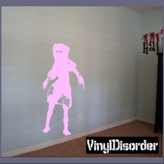 Zombie Daughter Decal