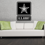 US Army Star Car Decal