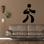 Boxing Wall Decal - Vinyl Decal - Car Decal - Bl049