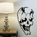 Demon Skull Decals