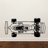 Top View Race Car Drawing Decal