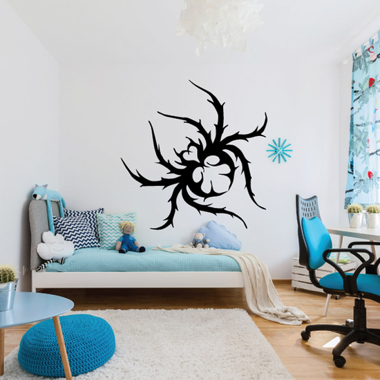 Thorny Spider Decal