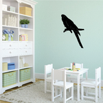 Parrot Perched Decal