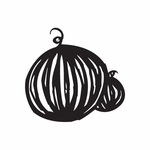Two Onions Decal