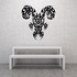 Wicked Style Ram Head Decal