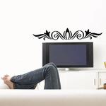 Headboard JC002 Vinyl Decal Great For Cars Or Walls Sticker