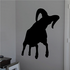Charging Ram Silhouette Decal