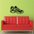 Basketball Sports Shoes Decal