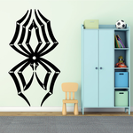 Hideous Spider Decal