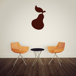 Chinese White Pear Decal