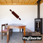 Rolling Pin Decal