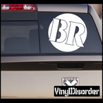 Bad Religion BR Decal
