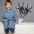 Ornate Spider Decal