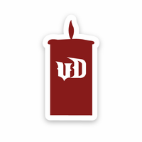 Candle Label Stickers
