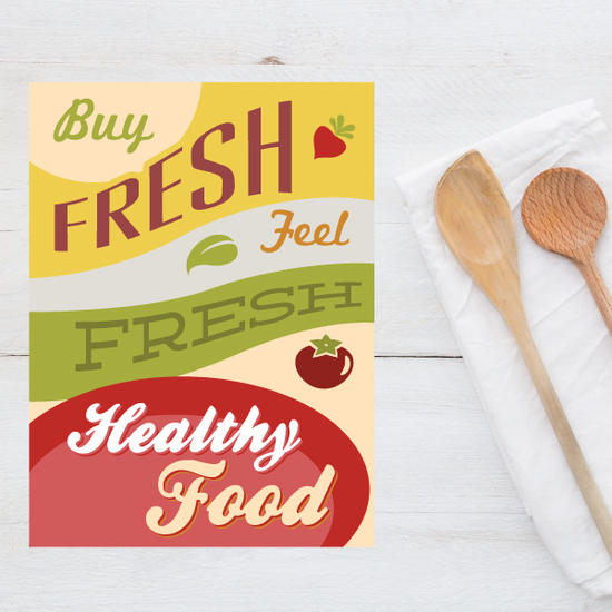 Buy Fresh Feel Fresh Sticker