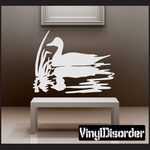Duck Pintail Wall Decal - Vinyl Decal - Car Decal - NS001