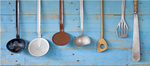 Household Utensil Decals