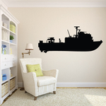 Coast Guard Patrol Boat Decal