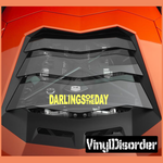 Darlings Of The Day Decal
