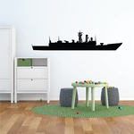 Oliver Hazard Perry Class Frigate Decal