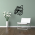 Skull Wall Decal - Vinyl Decal - Car Decal - 040