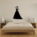 Lovely Bride Pose Decal