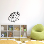 Spotted Toad Decal