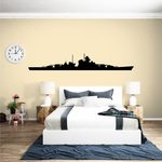 Colorado Class Battleship Decal