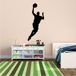 Basketball Awesome Alley-oop Decal