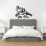 Observing Tree Frog Decal