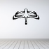 Bird Wall Decal - Vinyl Decal - Car Decal - DC151