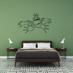 Relaxed Frog Prince Decal