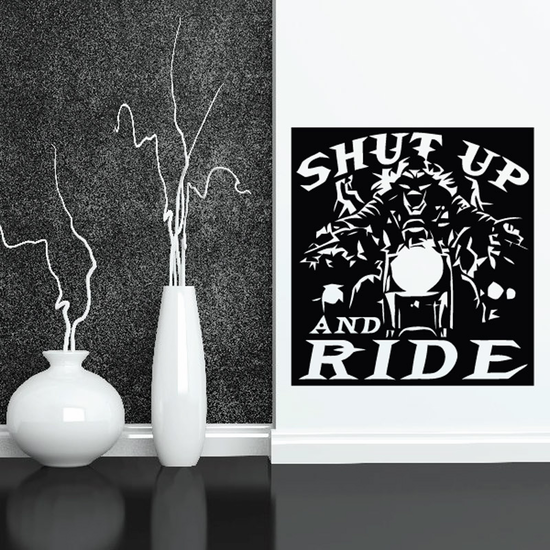 Skull Wall Decal - Vinyl Decal - Car Sticker - CD23031