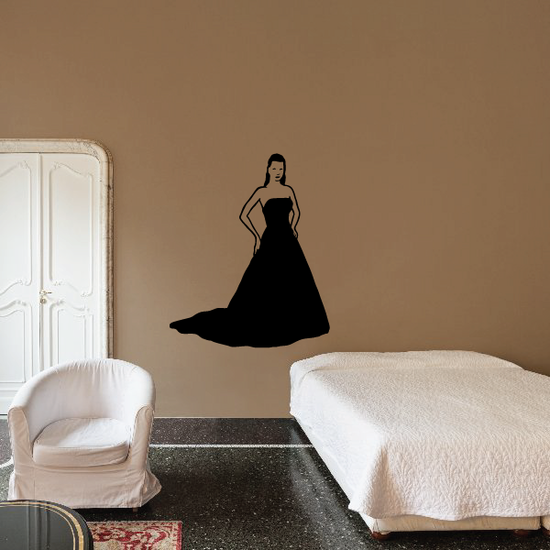 Charming Bride Decal