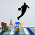 Basketball Dribble Pitch Decal