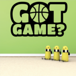 Got Games? Quote Wall Decal - Vinyl Decal - Car Decal - Vd002