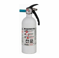 Kidde Mariner 5 Fire Extinguisher