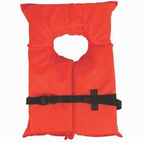 Type II P.F.D. (Adult XL) Life Vest