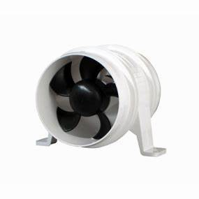 Attwood 3-Inch Turbo In-Line Blower